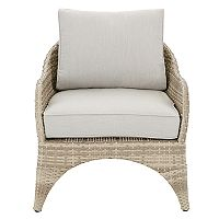 INK+IVY Donavan Patio Arm Chair
