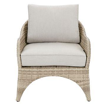 INK+IVY Donavan Patio Arm Chair