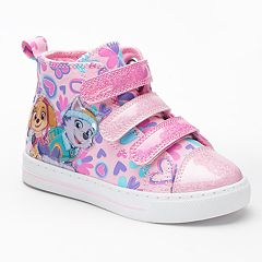 Paw Patrol Skye & Everest Toddler Girls' High Top Shoes