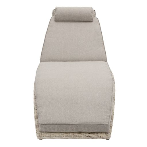 INK+IVY Kelsey Patio Chaise Lounge Chair