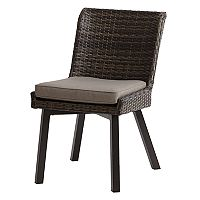 INK+IVY Pacifica Patio Accent Chair 2-piece Set