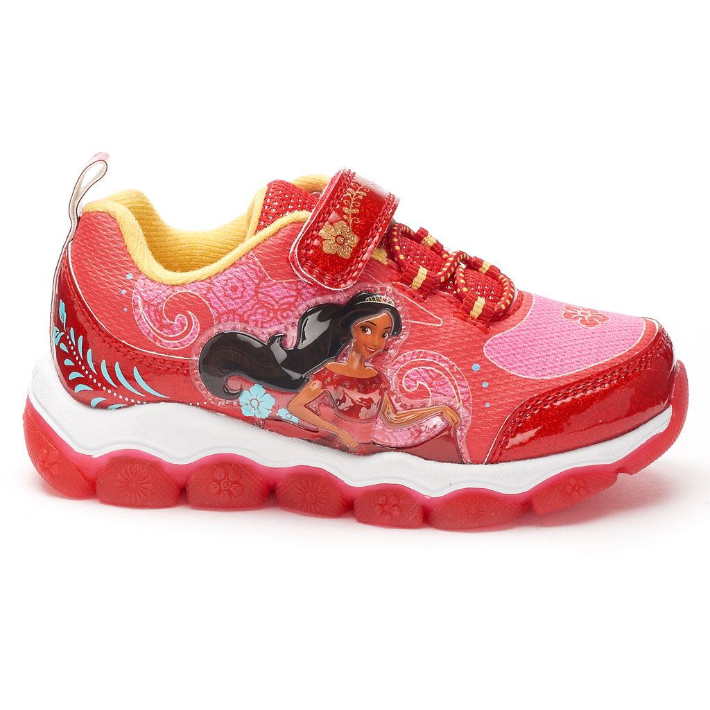 Disney's Elena of Avalor Toddler Girl's Sneakers