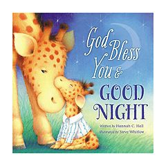 God Bless You & Goodnight Book