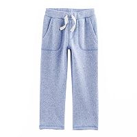 Toddler Boy Jumping Beans® Sweater Fleece Pants