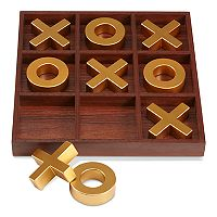 Laura Ashley Lifestyles Tic-Tac-Toe Game 10-piece set