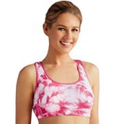 Amoena Bras: Batik Print Light-Impact Sports Bra 44303