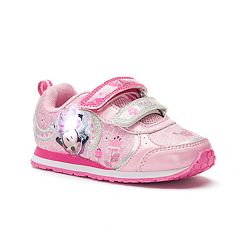 Disney's Minnie Mouse Toddler Girls' Light-Up Sneakers