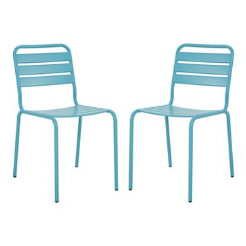 INK+IVY Tinley Patio Accent Chair 2-piece Set
