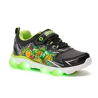 Teenage Mutant Ninja Turtles Toddler Girls' Light-Up Sneakers