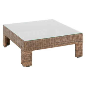 INK+IVY Bali Modular Patio Coffee Table