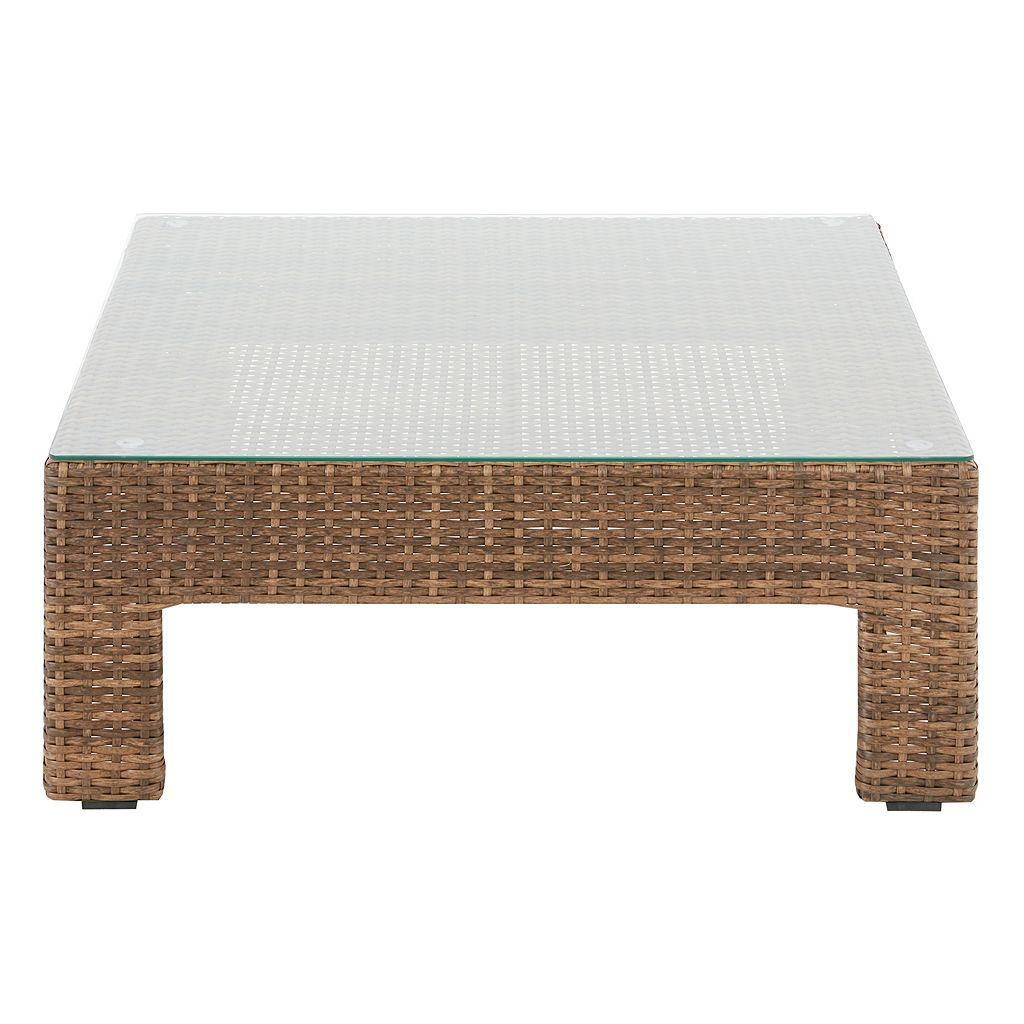 INK+IVY Bali Modular Patio End Table