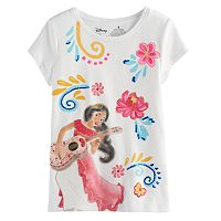 Disney's Elena of Avalor Toddler Girl Glittery Graphic Tee by Jumping Beans®
