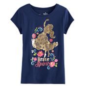 Disney's Elena of Avalor Toddler Girl 'Brave Spirit' Graphic Tee by Jumping Beans®