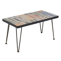 INK+IVY Austin Patio Coffee Table