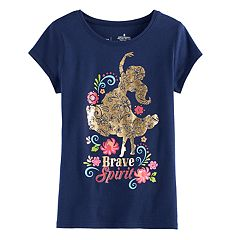 Disney's Elena of Avalor Girls 4-7 'Brave Spirit' Graphic Tee by Jumping Beans®