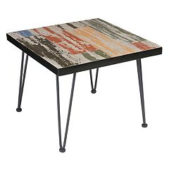 INK+IVY Austin Patio End Table
