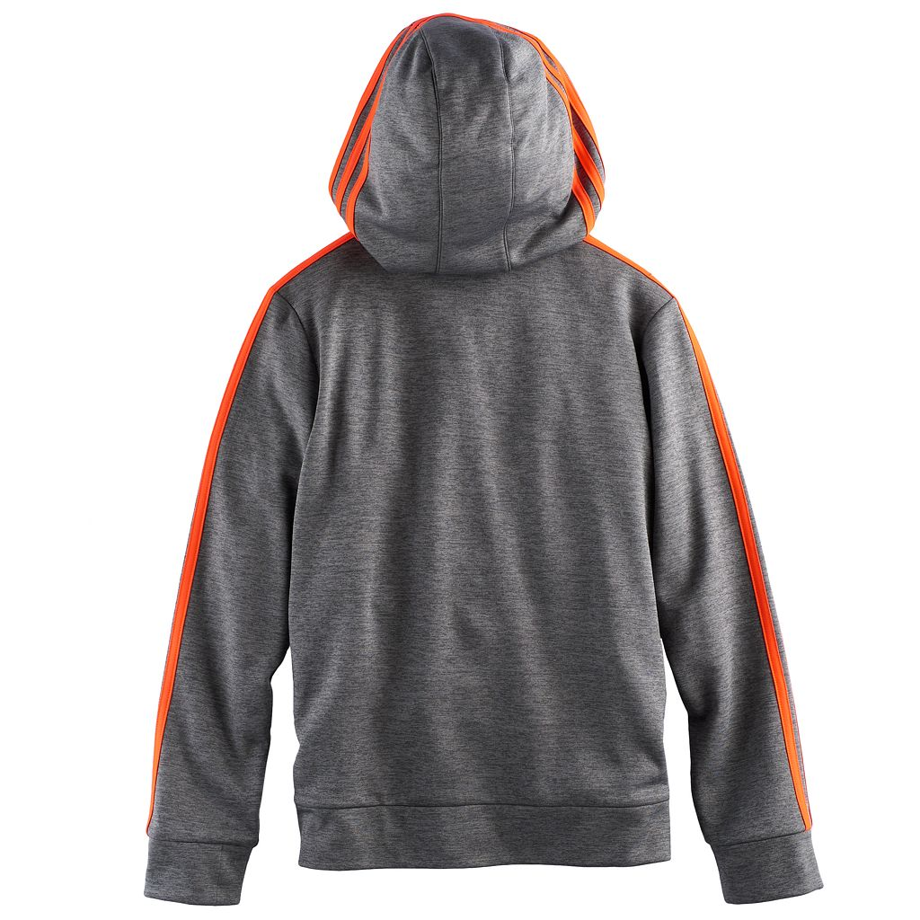 Boys 8-20 adidas Indicator Fleece Full-Zip Hoodie