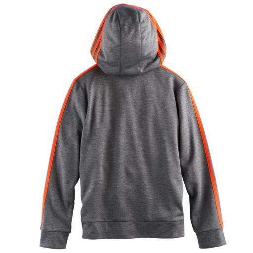 Boys 8-20 adidas Indicator Fleece Full-Zip Hoodie