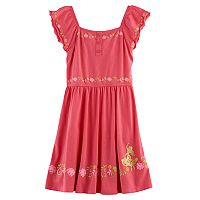 Disney's Elena of Avalor Girls 4-7 Flutter Dress by Jumping Beans®