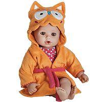 Adora Dolls Bathtime Baby Doll Owl Set