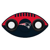 New England Patriots Diztracto Two-Way Football Fidget Spinner Toy