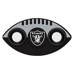 Oakland Raiders Diztracto Two-Way Football Fidget Spinner Toy