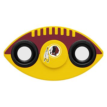 Washington Redskins Diztracto Two-Way Football Fidget Spinner Toy