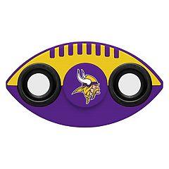 Minnesota Vikings Diztracto Two-Way Football Fidget Spinner Toy