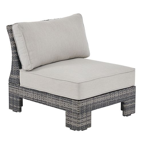 Madison Park Lenox Modular Sectional Patio Accent Chair
