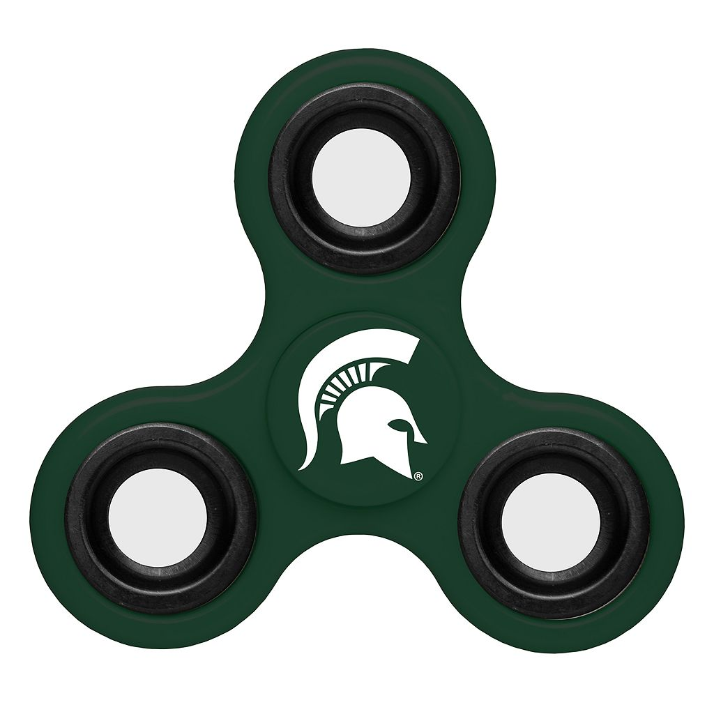 Michigan State Spartans Fidget Spinner Toy