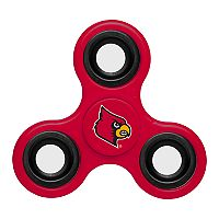 Louisville Cardinals Diztracto Three-Way Fidget Spinner Toy