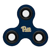 Pitt Panthers Diztracto Three-Way Fidget Spinner Toy