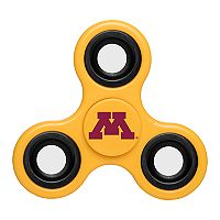 Minnesota Golden Gophers Diztracto Three-Way Fidget Spinner Toy