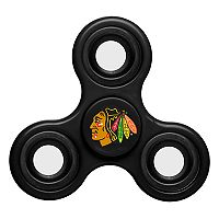 Chicago Blackhawks Diztracto Three-Way Fidget Spinner Toy