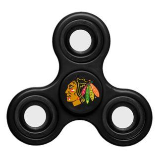 Chicago Blackhawks Diztracto Three-Way Fidget Spinner Toy