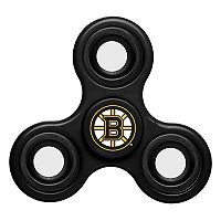 Boston Bruins Diztracto Three-Way Fidget Spinner Toy