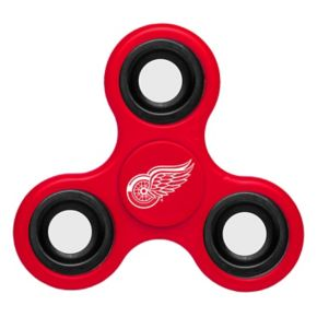 Detroit Red Wings Diztracto Three-Way Fidget Spinner Toy