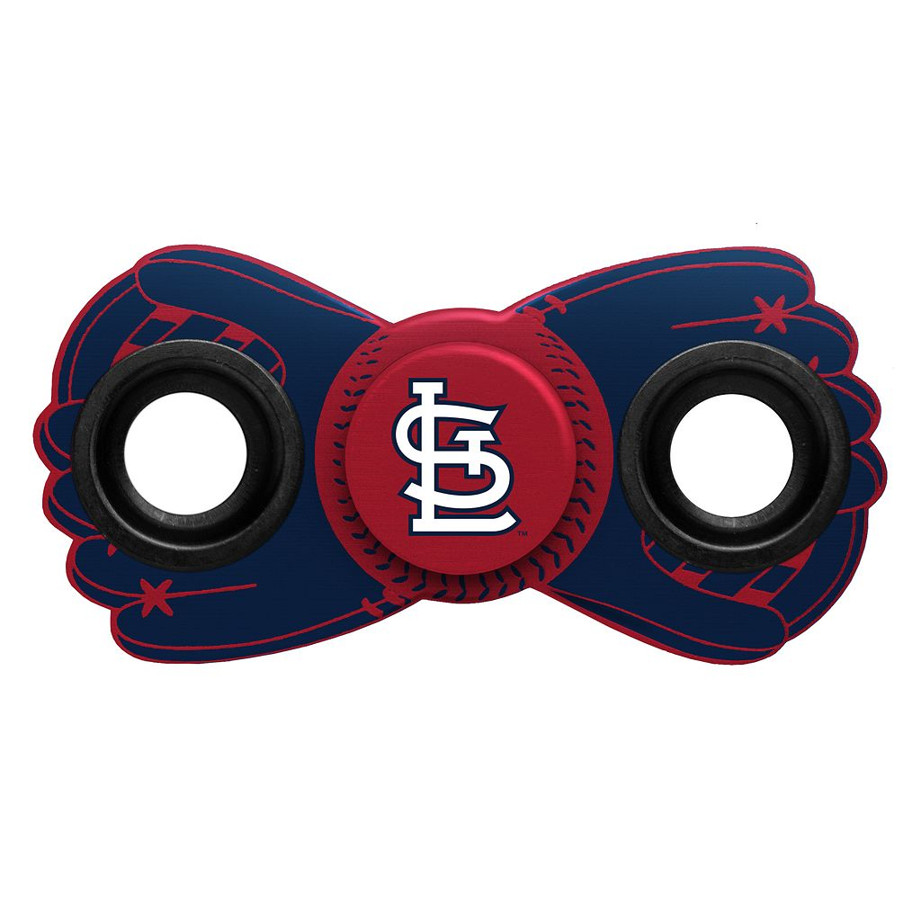 St. Louis Cardinals Diztracto Two-Way Fidget Spinner Toy