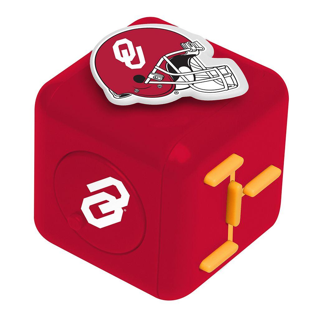 Oklahoma Sooners Diztracto Fidget Cube Toy