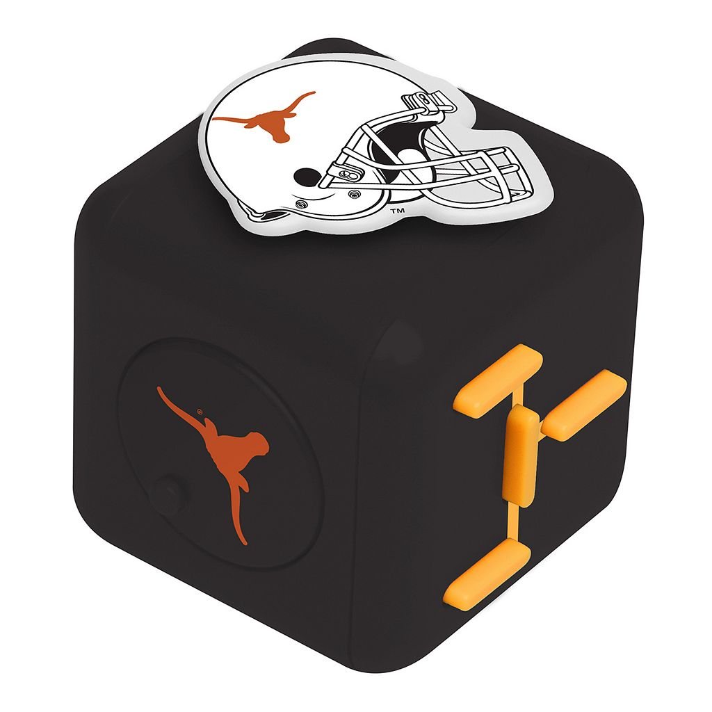 Texas Longhorns Diztracto Fidget Cube Toy