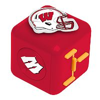 Wisconsin Badgers Diztracto Fidget Cube Toy