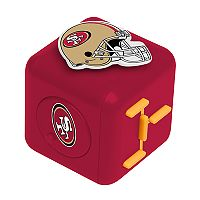 San Francisco 49ers Diztracto Fidget Cube Toy
