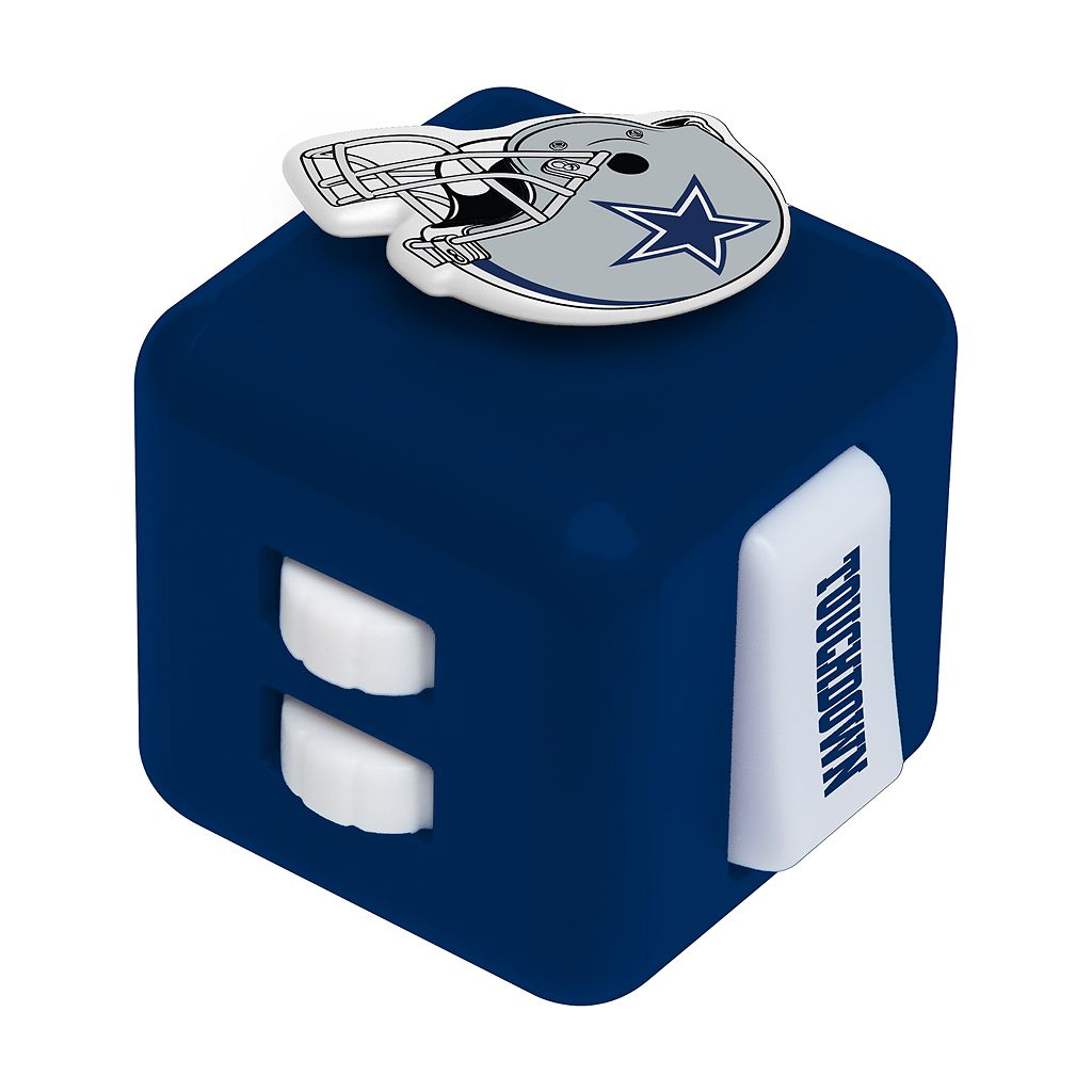 Dallas Cowboys Diztracto Fidget Cube Toy