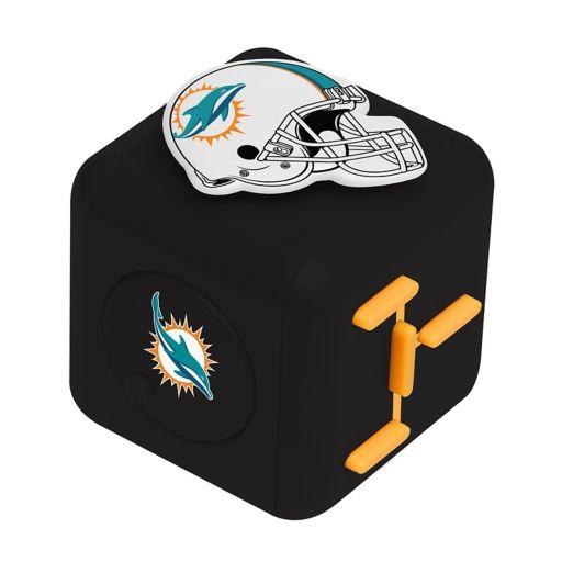 Miami Dolphins Diztracto Fidget Cube Toy