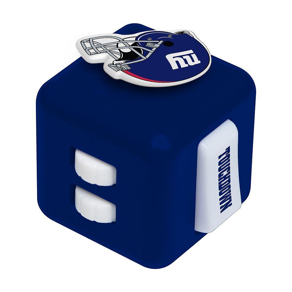New York Giants Diztracto Fidget Cube Toy