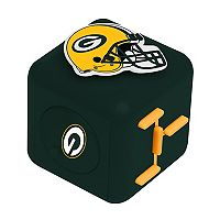 Green Bay Packers Diztracto Fidget Cube Toy