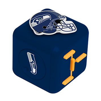 Seattle Seahawks Diztracto Fidget Cube Toy