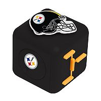 Pittsburgh Steelers Diztracto Fidget Cube Toy
