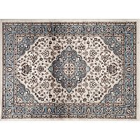 World Rug Gallery Toscana Traditional Framed Medallion Rug
