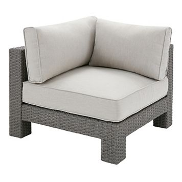 Madison Park Perry Modular Sectional Patio Corner Chair